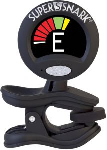guitar tuner, guitar accessories list