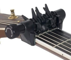 Spider Guitar Capo, guitar accessories