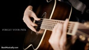 How to play guitar without a pick? By Best 4 Exercises 5