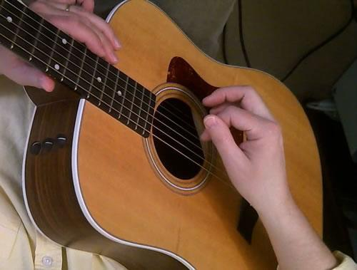 How to play guitar without a pick? By Best 4 Exercises 3