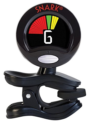 Snark SN6 Clip-On Ukulele Tuner (Black) 2