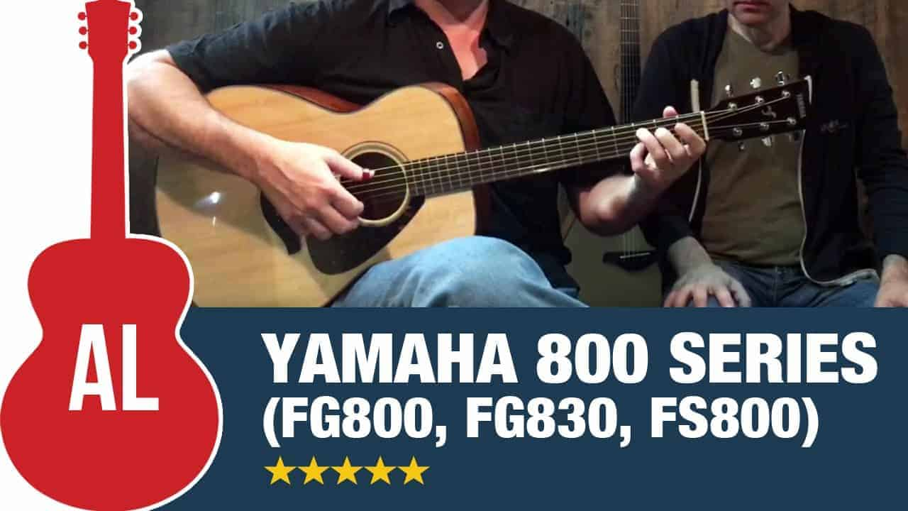 Yamaha FG800 vs FG830 vs FG820 Which One Is The Best For You?