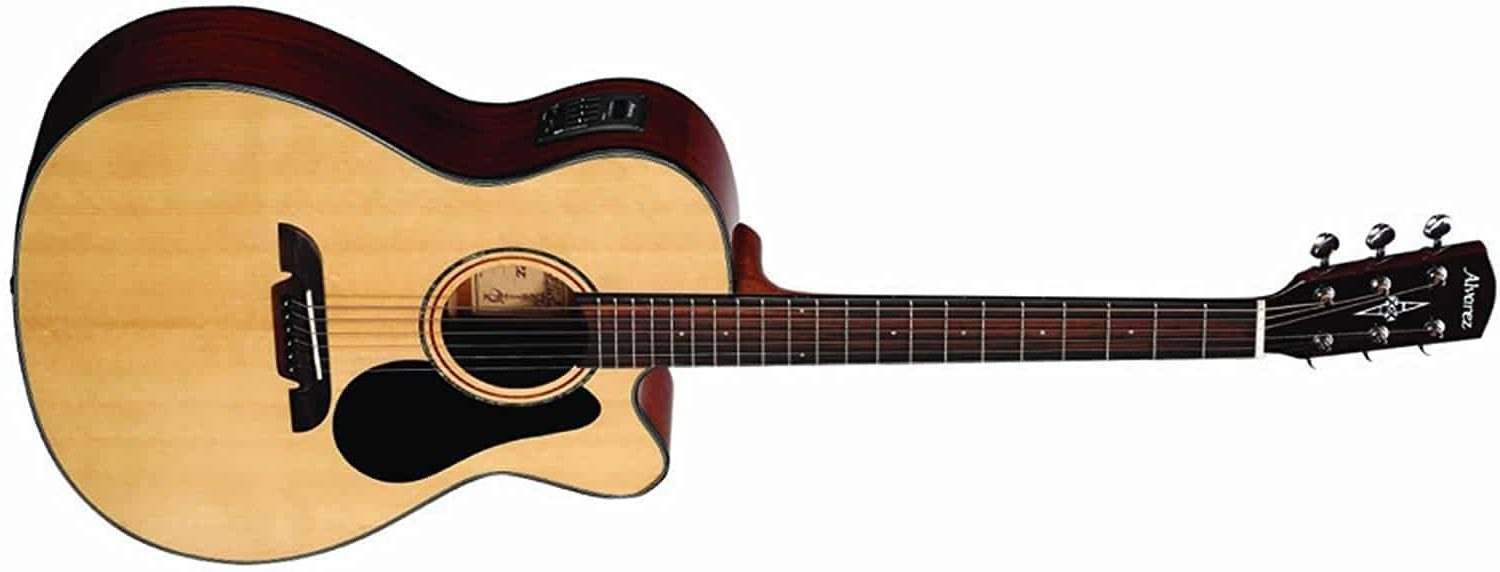Alvarez RD8 Acoustic Guitar Review