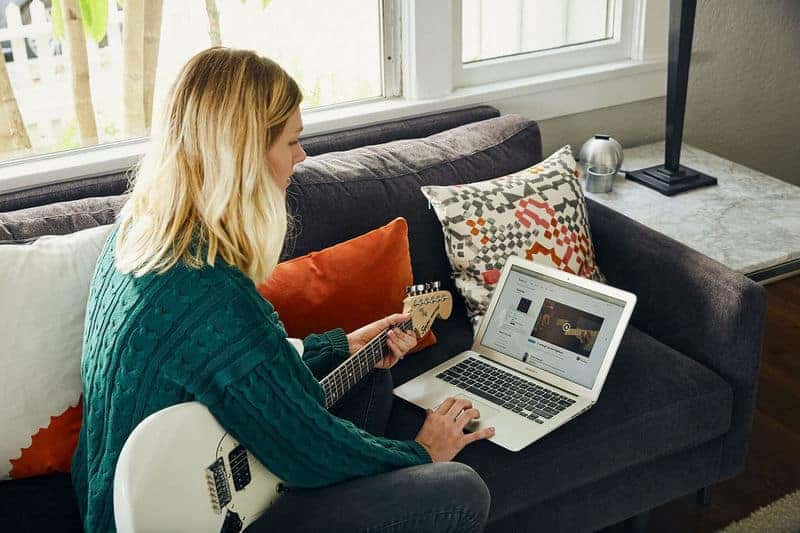 Beginner Online Guitar Lessons