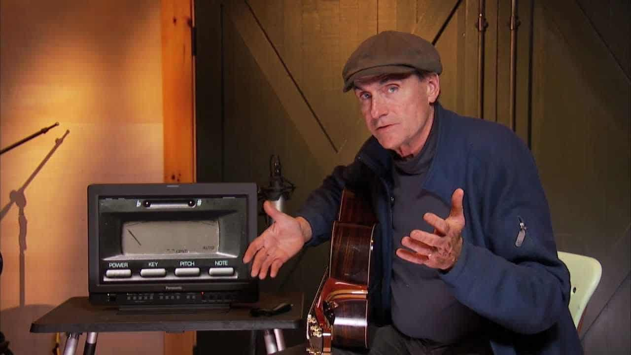 The New & quot || Best of James Taylor For Guitar & quot Tab Book