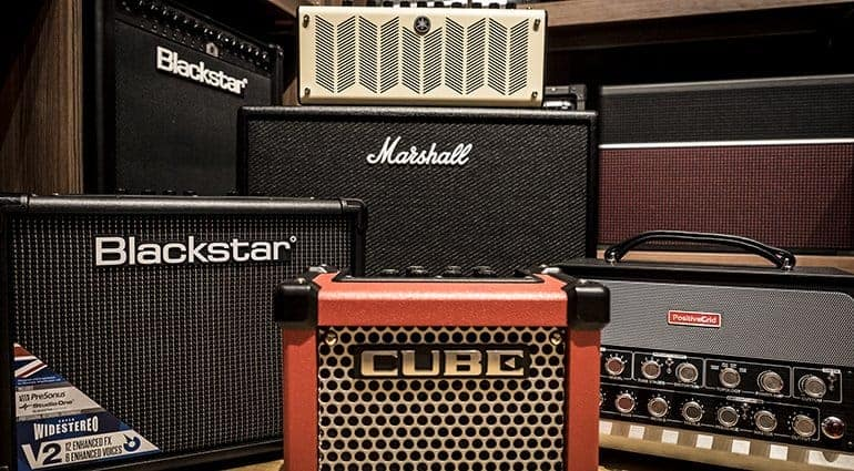 Great Acoustic Guitar Amps Why These 5