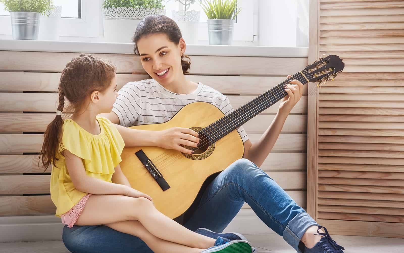 Guitar Lesson For Kids