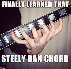 Steely Dan Mu Major Chord
