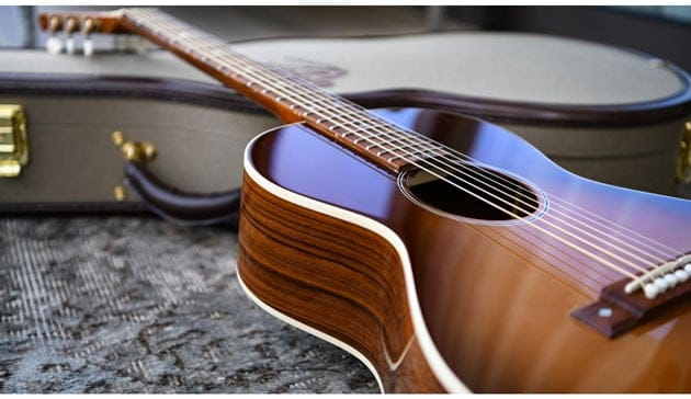 Different Types of Acoustic Guitars