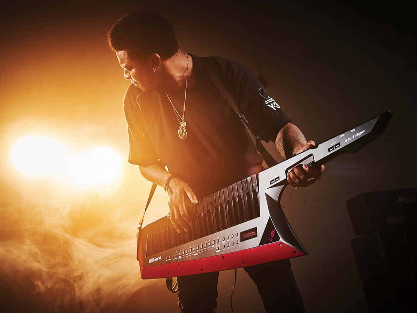 Easy Guitar Songs – Learn Them on the Keytar!