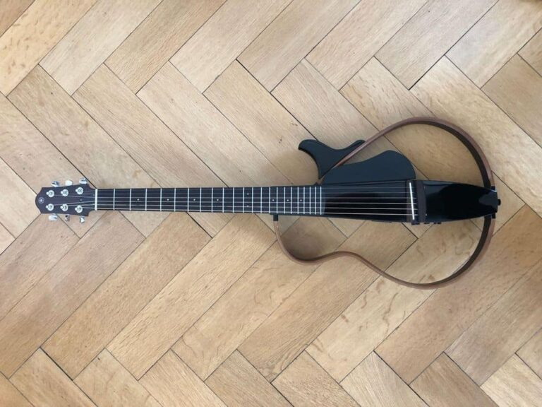 Yamaha SLG200 Silent Guitars – Perfect Choice For Traveling Musicians