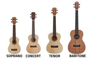 Top 4 Types Of Ukuleles | Choosing The Best One For You 1