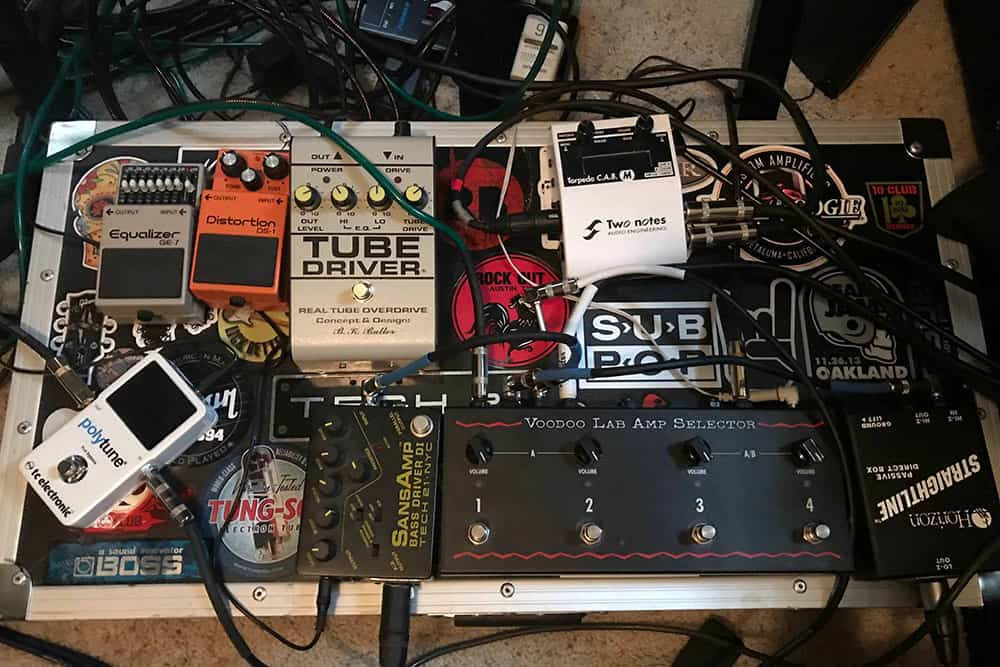 How To Build A Pedalboard