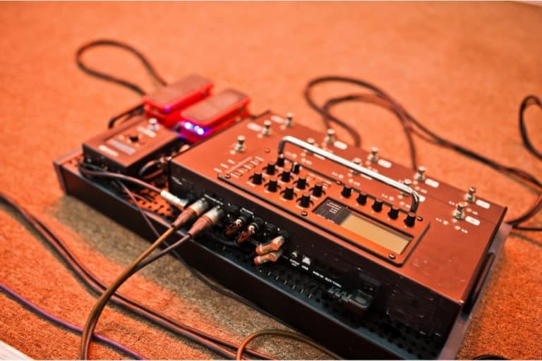 How To Use A Compressor Pedal